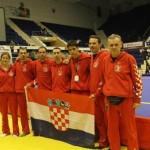 Hrvatska wushu reprezentacija, Bukurešt