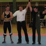 Mario Beber pobjednik hrvatskog savate kupa