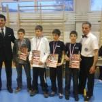 Markan Karajica državni kickboxing prvak