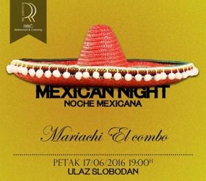 Meksička noć
