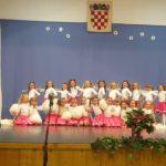 klinceze koncert Mažoretkinje Dubrovčan